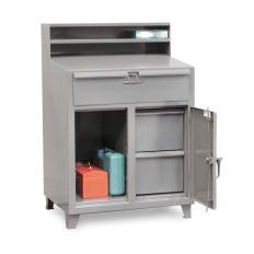 ST-34-SD-TD-280-2FD - Image-1 - 36x28x42 File Drawer Desk