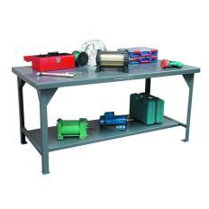 "ST-T10836 - Image-1 - 108x36x34 Standard Shop Table 108"" x"