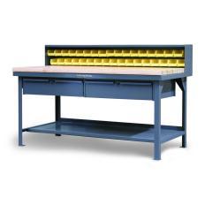 ST-T7236-MT-34B-2DB - Image-1 - 72x36x34 Shop Table, General Purpose