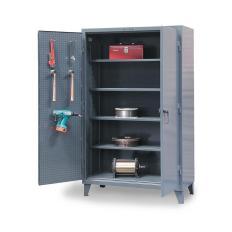 ST-36-PB-244 - Image-1 - 36x24x72 Pegboard Cabinet