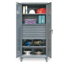 ST-36-243-4DB - Image-1 - 36x24x72 Standard Cabinet, Drawers