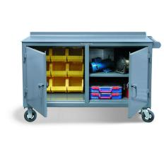 ST-52.7-DS-BBS-301CA - Image-1 - 60x30x31 Double Shift Tool & Maintenance Cart