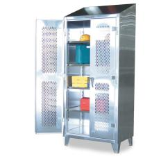 ST-36-V-244SS - Image-1 - 36x24x72 Ventilated Cabinet