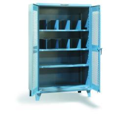 ST-56-V-241-2APH-10VD - Image-1 - 60x24x72 Ventilated Divider Cabinet