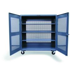 ST-65-VB-243-CA - Image-1 - 72x24x60 Mobile Ventilated Cabinet