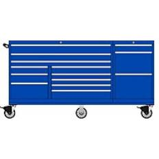 TSTB750-1401 - Image-1 - TB750 14 Drawer Triple Bank Toolbox