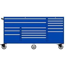 TSTB750-1601 - Image-1 - TB750 16 Drawer Triple Bank Toolbox