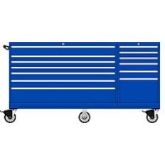 TSDWMP750-1303 - Image-1 - DWMP750 13 Drawer Two-Bay Toolbox