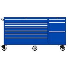 TSDWMP750-1001 - Image-1 - DWMP750 10 Drawer Two-Bay Toolbox