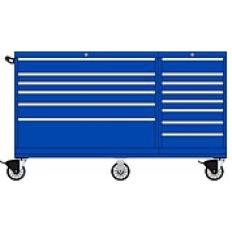 TSMWMP750-1401 - Image-1 - MWMP750 14 Drawer Two-Bay Toolbox