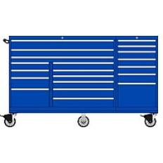 TSTB900-2102 - Image-1 - TB900 21 Drawer Triple Bank Toolbox