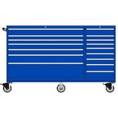 TSDWMP900-1601 - Image-1 - DWMP900 16 Drawer Two-Bay Toolbox