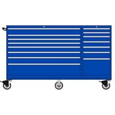 TSDWMP900-1503 - Image-1 - DWMP900 15 Drawer Two-Bay Toolbox