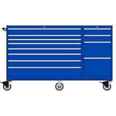 TSDWMP900-1201 - Image-1 - DWMP900 12 Drawer Two-Bay Toolbox