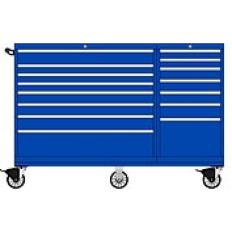 TSMWMP900-1502 - Image-1 - MWMP900 15 Drawer Two-Bay Toolbox