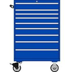 TSEW1050-0906 - Image-1 - EW1050 9 Drawer Single Bank Toolbox