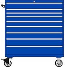 TSMS1050-0906 - Image-1 - MS1050 9 Drawer Single Bank Toolbox