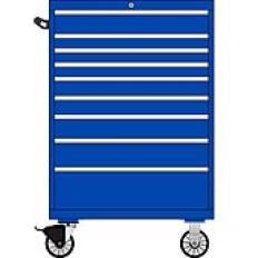 TSEW1050-0907 - Image-1 - EW1050 9 Drawer Single Bank Toolbox