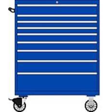 TSHW1050-0907 - Image-1 - HW1050 9 Drawer Single Bank Toolbox