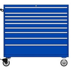 TSDW1050-0907 - Image-1 - DW1050 9 Drawer Single Bank Toolbox