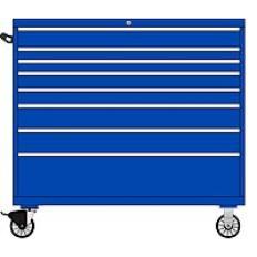 TSDW1050-0801 - Image-1 - DW1050 8 Drawer Single Bank Toolbox