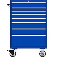 TSES1050-0801 - Image-1 - ES1050 8 Drawer Single Bank Toolbox