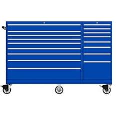 TSDWMP1050-1703 - Image-1 - DWMP1050 17 Drawer Two-Bay Toolbox
