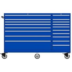 TSDWMP1050-1801 - Image-1 - DWMP1050 18 Drawer Two-Bay Toolbox
