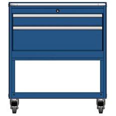 MSCA2/35-ST321 - Image-1 - ST35 2 Drawer Mobile Cart