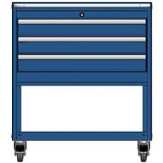 MSCA2/35-ST330 - Image-1 - ST35 3 Drawer Mobile Cart