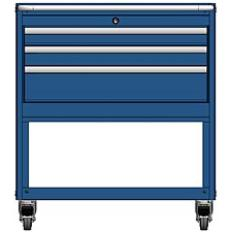 MSCA2/35-ST331 - Image-1 - ST35 3 Drawer Mobile Cart