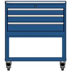 MSCA2/35-ST332 - Image-1 - ST35 3 Drawer Mobile Cart
