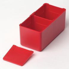PB-24D - Image-1 - 2x1x2 Plastic Parts Box Divider