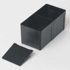 PB-8ASD - Image-1 - 3x6x3 Plastic Parts Box, Anti Static