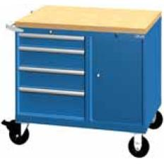 XSMMPNW0600-0603 - Image-1 - MPNW600 4-Drawer Work Center
