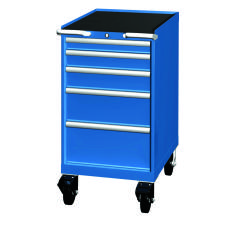 XSMP0750-0505M MP600 5-Drawer Mobile Cabinet, Image 6988.jpg