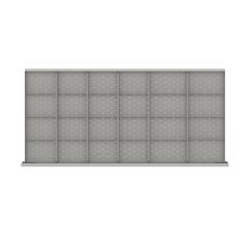 """DWDR524-250 - Image-1 - DW 9"""" Drawer,24 Compartments"""