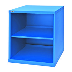 XSSC0750-TSC SC750 2-Shelf Open Cabinet, Image-7601