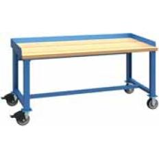 XSWB02-72BT 72x30 Mobile Workbench,Wood Top, Image-7663