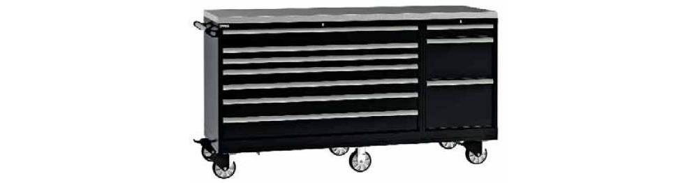 Two Bay Toolboxes