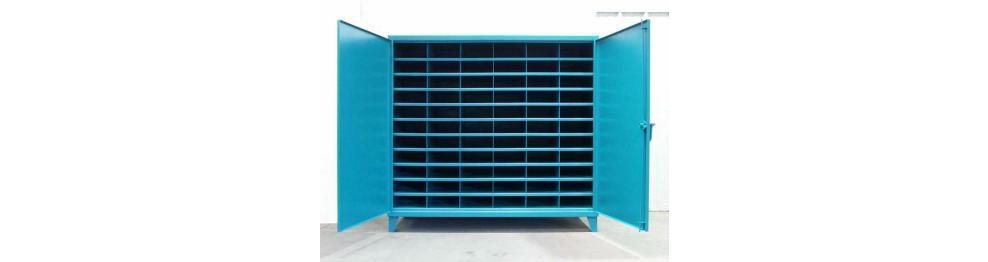 Metal Bin Cabinets