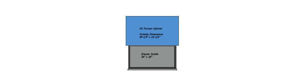 HS Drawer Accessories