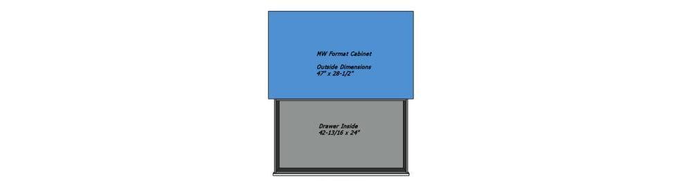 MW Drawer Accessories