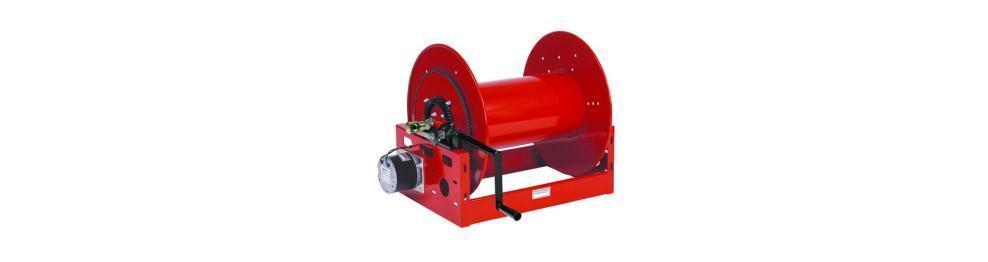 AC Motor Driven Reels
