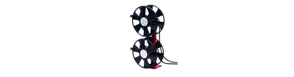 Dual Spool Safe-T-Reels