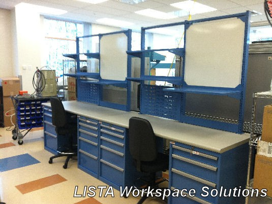 LISTA Workspace Solutions