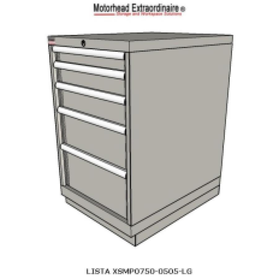 Lista Bench Height Cabinets Xsmp0750 0505