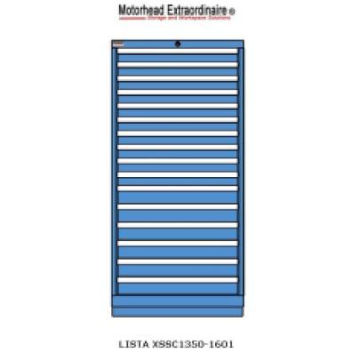 LISTA XSSC1350-1601 - www.AmericanWorkspace.com/130-eye-height-cabinets