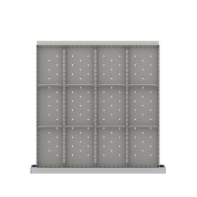 LISTA CLDR312-100 - www.AmericanWorkspace.com/168-cl-3-inch-drawer-kits