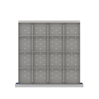 LISTA CLDR316-100 - www.AmericanWorkspace.com/168-cl-3-inch-drawer-kits
